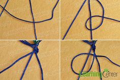 Do you guys want to make a cool braided bracelet? Then just look here, this Pandahall tutorial on how to make ethnic braided friendship bracelet with nylon thread is a perfect choice for you. Friendship Bracelets Designs, Bracelet Designs, Diy Fashion Projects, Cool Braids, How To Make Necklaces, Braided Bracelets, Bracelet Making, Hand Embroidery, Alphabet