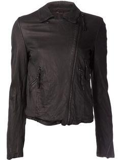 Barbara I Gongini Biker Jacket - Traffic Women - Farfetch.com