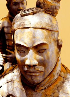 Chinese Terra Cotta Soldiers Fine Art Photograph. $15.00, via Etsy. Ancient China, Ancient Art, Terracotta Army, China Architecture, Face Art, Chinese Art, Portraits, Archaeology, Famous Structures