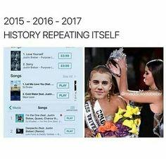 Justin Bieber is a legend