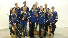 2014 St. Louis Blues Olympians!