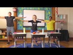 Kathy Flaminio, certified Yoga Calm Trainer, helps high schoolers become focused and calm through a series of breathing techniques and exercises. This work p...