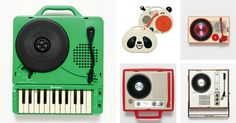 japanese portable record players (top)
