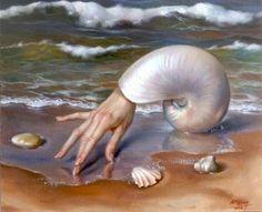 Tejiendo el mar, Alex Alemani
