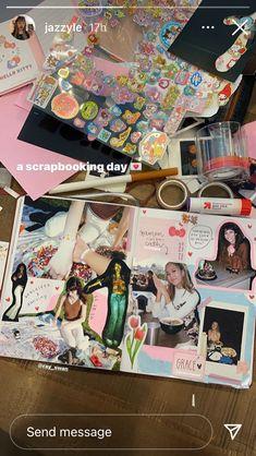 Dream Journal, My Journal, Art Journal Pages, Bff, Scrapbook Journal, My Scrapbook, Inspiration Artistique, Cool Journals, Art Journal Inspiration