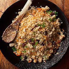 Ryż paleo z kalafiora - Przepis