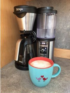 ninja coffee bar   Coffee Bar by Ninja Kitchen — The Best Coffee Maker! #Giveaway ends 3/4