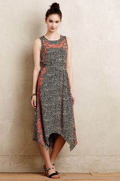 Savan Jacquard Gown by James Coviello from Anthropologie