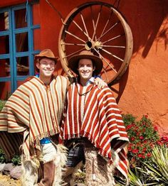 Alex and Marko as Andean chagra (cowboys) Read about their time in Ecuador by clicking the pic! Big Bucket, Adventure Bucket List, Online Travel, Business Travel, Ecuador, Travel Destinations, Cowboys, Heart, Youtube
