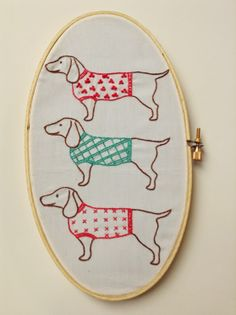 Be Sure to Wrap Your Wiener! - NEEDLEWORK