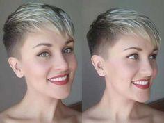 Short Pixie Haircut #shortpixie