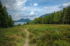 The Jordan Park Shore Trail, Acadia National Park