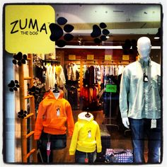 Love to see Zuma the Dog products is stores.