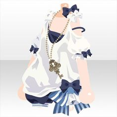li.nu attrade itemsearch.php?txtSearch=&part=top&page=293&type=&color=&sort=&mov=0&locked=0 Chibi, Fashion Design Drawings, Fashion Sketches, Anime Outfits, Cool Outfits, Vetements Clothing, Anime Dress, Anime Hair, Star Girl