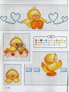 Cross Stitch For Kids, Cross Stitch Books, Cross Stitch Bookmarks, Mini Cross Stitch, Cross Stitch Animals, Counted Cross Stitch Patterns, Cross Stitch Charts, Cross Stitch Designs, Cross Stitch Embroidery