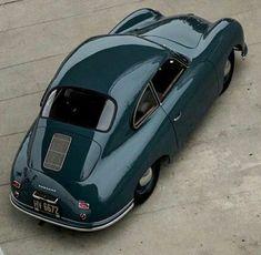 Porsche Porsche 356 Outlaw, Porsche 356 Speedster, Custom Porsche, Porsche Cars, Ferdinand Porsche, Datsun 240z, Vintage Porsche, Volkswagen Transporter, Car Restoration