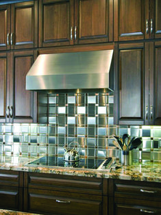 3 Creative And Inexpensive Cool Tips: Backsplash With Dark Countertops And Cabinets beveled arabesque backsplash. Cheap Backsplash Tile, Stove Backsplash, Rustic Backsplash, Copper Backsplash, Stainless Backsplash, Beadboard Backsplash, Herringbone Backsplash, Backsplash Ideas, Backsplash Arabesque