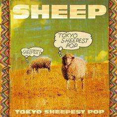 Sheep - Tokyo Sheepest Pop