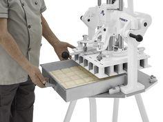 Divisora manual quadrada, Divisora de massa, divisora de pão, divisora de padaria, DMQ, Ferneto