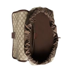 0d3d885a8c2c Gucci Backpack   Travel GG Plus Guccissima Beige   Brown Bag 246898 (GH5002)