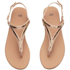 Sandals $24.99 ($25) ❤ liked on Polyvore featuring shoes, sandals, strap shoes, rubber sole shoes, strap sandals, adjustable shoes and strappy sandals