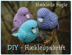 Crochet Birds, Crochet Animals, Crochet Flowers, Crochet Home, Diy Crochet, Crochet Baby, Amigurumi Patterns, Amigurumi Doll, Crochet Patterns
