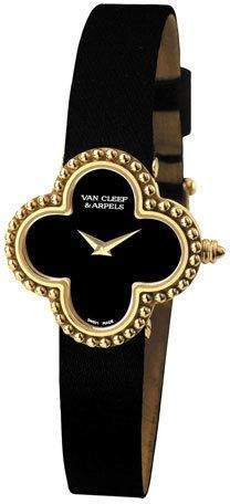 Van Cleef & Arpels Vintage Alhambra Yellow Gold Watch, Small. Onyx jewelry. I'm an affiliate marketer. When you click on a link or buy from the retailer, I earn a commission.