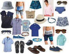 Da série o que vestir para... ir à praia ou piscina versão verão 2013