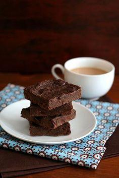 Mocha Chocolate Chunk Chia Brownies Low Carb, Gluten Free   Bob's Red Mill
