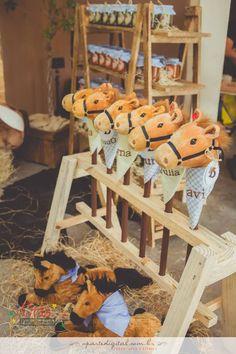 Cris Festas Infantis | Festa Fazendinha