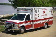 vintage ambulances w simpson collections