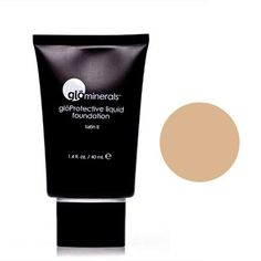 GloMinerals GloProtective Oil Free Liquid Foundation Satin Finish - Honey Fair - >>> You can get more details by clicking on the image. (This is an affiliate link and I receive a commission for the sales) Beauty Box, Beauty Skin, Beauty Makeup, No Foundation Makeup, Liquid Foundation, Minerals, Make Up, Cream, Satin Finish