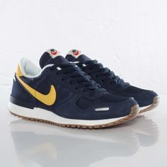 Nike Air Vortex Retro (Obsidian/Vivid Sulfur/Sail/Gum Medium Brown) #sneaker