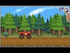 Blaze and the Monster Machines Tool Duel Full Game English