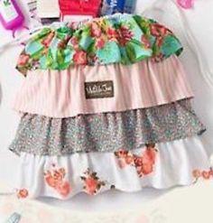 NEW-Matilda-Jane-Ruffle-drawstring-Floral-bag-purse-backpack-sling-Girls