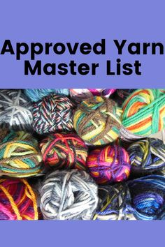 Crafting Change Fiber Arts Advisory Board Members test yarns continually for their hand, their workability and their durability. These yarns will stand the test of time. YOUR true donation is your time. Let's craft long lasting quality items for our charity partners with yarns that we have tested from this list. If you have questions about a yarn not on this list, please email us, we are here to help! Big Twist, Leaving A Legacy, Fiber Art, Crochet Projects, Yarns, Charity, Mental Health, Crafts, Rainbow