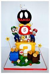 Mario and Luigi 3D Land