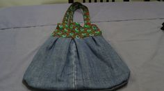 DIY How To Make Bag From Old Jeans