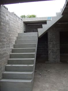 SpanWright | Precast Concrete Stairs | Prestressed Concrete Steps