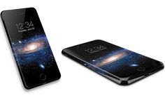 iPhone 8 will reportedly come in 3 different sizes - All with a glass-backed bodies (like the iPhone 4s). One of the three new iPhones will be a premium model with a curved edge-to-edge OLED display.