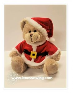 Christmas Teddy Bear delivery across Ireland. Teddy Bear Delivery, Christmas Teddy Bear, Rag Dolls, Ireland, Santa, Toys, Animals, Fabric Dolls, Activity Toys