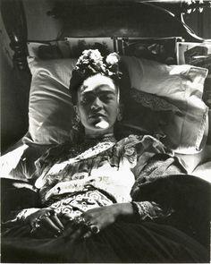 Frida Kahlo, 1950