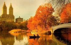 Central Park, Nova Iorque #NewYork #Travel