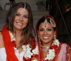 The Story Behind The Lesbian Indian Wedding That Stole The Internet's Heart / Sarah Karlan + @BuzzFeed   #havanagila