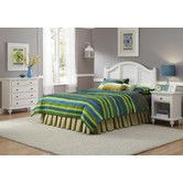 Found it at Wayfair - Bermuda Queen Headboard, Nightstand, and Chest