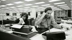 Carl Bernstein, Bob Woodward