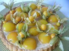 Resultado de imagem para apricot decoration cake