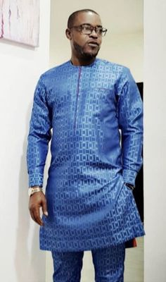 Funani Couture African Dresses Men, African Attire For Men, African Clothing For Men, Latest African Fashion Dresses, African Print Fashion, African Print Shirt, African Shirts, Best Wear, Mens Fashion Suits