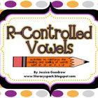 This product contains several activities to reinforce the reading and spelling of r-controlled vowels (ar, or, er, ir, and ur).  The activities can...