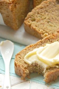 The Best Zucchini Bread.. I used yellow squash instead of zucchini and it was yummy